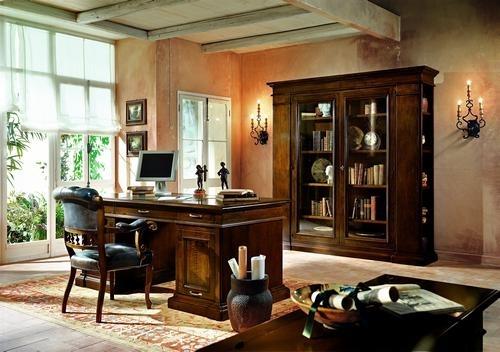 Mobili ufficio classici free awesome stile classico with - Arredamento studio casa classico ...